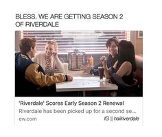 #Riverdale #Season2