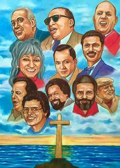 Puerto Rican Music, Puerto Rican Singers, Salsa Musica, Famous Latinos, Puerto Rico Usa, Latino Art, Puerto Rico History, Puerto Rican Culture, Cuban Art