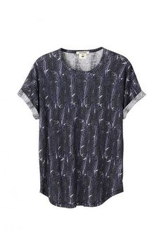 tee-shirt imrpimé violet Isabel Marant pour H&M - EN IMAGES. La collection Isabel Marant pour H&M - L'EXPRESS  30