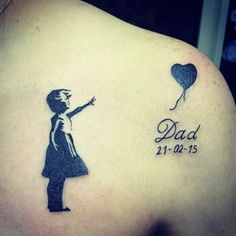 08 Tattoos, Tattoos Jojo, Tattoos Baby, Body Art Tattoos, Tattoo Idea'S, Tattoos For Daughters, Daughter Tatoos, Memorial Tattoos Dad Father Daughter, Daddy ...