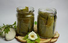 Foi de viță-de-vie pentru sarmale — sărați-le și folosiți-le pe parcursul întregului an! - Retete Usoare