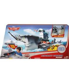 Buy Disney Planes Aircraft Carrier at Argos.co.uk, visit Argos.co.uk to shop online for Limited stock Toys and games, Toy cars, trains, boats and planes