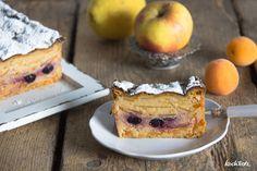 Gâteau invisible | Superkuchen | Kuchen fast ohne Mehl | optional glutenfrei