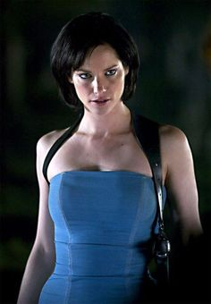 Sienna Guillory as Jill Valentine