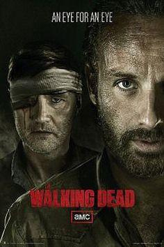 Póster The Walking Dead 3. Parte 2