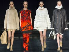 Helmut Lang Fall/Winter 2014-2015 Collection – New York Fashion Week