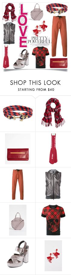"""""""Love to be elegant"""" by emmamegan-5678 ❤ liked on Polyvore featuring Brooks Brothers, Off-White, Bleu de Paname, Eleventy, Madewell, Philipp Plein, Jeffrey Campbell, Oscar de la Renta and modern"""