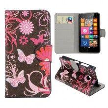 Capa Livro Nokia Lumia 630 - 635 Design Natureza Flores 7 8,99 €