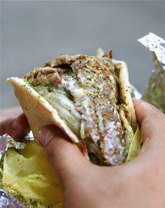 Shwarma/Shoarma/Shawarma: Delicious.