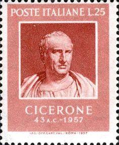 Bimillenario della morte di Cicerone