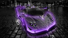 Pagani Zonda F Crystal City Car 2013 « El Tony