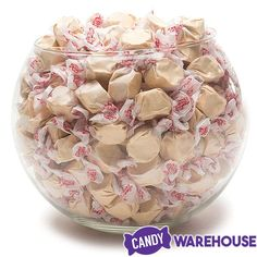 Let us bee clear, these are delicious — Honey Salt Water Taffy Wholesale Candy, Taffy Candy, Gold Candy, Salt Water Taffy, Types Of Candy, Candy Companies, Tears Of Joy, Candy Store, Junk Food