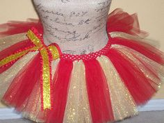 Iron Strong Tutu - pinned by pin4etsy.com