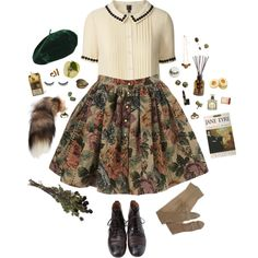 """dried herbs"" by tipssss on Polyvore"