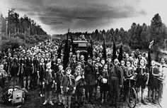 «Оборона пионеров», 1937 г., г. Ленинград