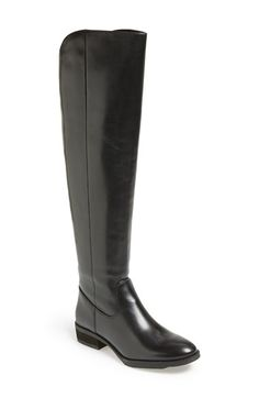 Free shipping and returns on Sole Society 'Andie' Over the Knee Boot (Women) at Nordstrom.com. A clean-cut leather over-the-knee punctuates your street style with plenty of modern intrigue.