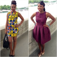 Lovely dress ...