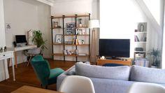 Appartement parisien - Parisian apartment