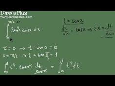 Integral definida mediante cambio de variable