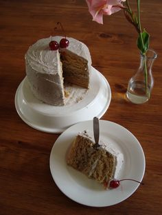Earl Grey and lavender cake -- make extra Earl Grey lavender simple ...