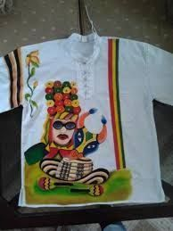Resultado de imagen para camisetas de carnaval pintadas a mano 2015