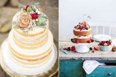 5 fun layered cake ideas every baker should try Classic Sponge Cake Recipe, Sponge Cake Recipes, Cheap Clean Eating, Clean Eating Snacks, Cold Cake, White Cheese, Clotted Cream, Cake Trends, Savoury Cake