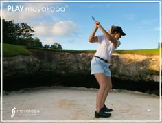 The beauty of Mayakoba Golf Course, El Camaleón lies in the challenge. #PLAYmayakoba