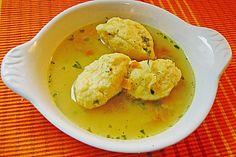 Grießklößchensuppe (Rezept mit Bild) von wargele | Chefkoch.de