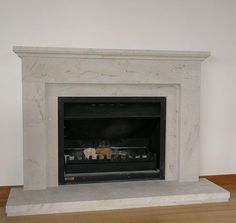classical fireplace - Google Search