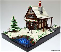 """""""What's This? What's This?"""": A LEGO® creation by The Expendable . : MOCpages.com"""