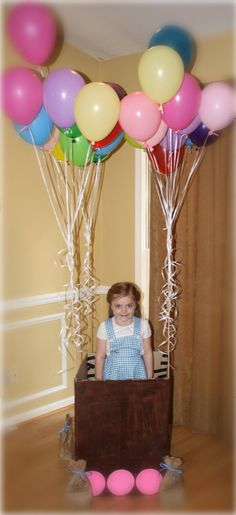 A Day in the Life with the Ensors: Bella's Wizard of Oz Party Part One