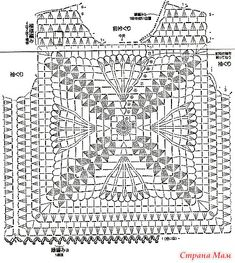 Captivating Crochet a Bodycon Dress Top Ideas. Dazzling Crochet a Bodycon Dress Top Ideas. Crochet Diagram, Crochet Chart, Filet Crochet, Crochet Motif, Crochet Stitches, Crochet Patterns, Crochet Beach Dress, Crochet Summer Tops, Dress Beach