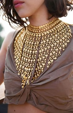 necklace - kolye