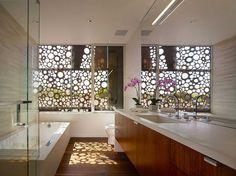 Contemporary Walnut Residence by Modal Design | http://www.caandesign.com/contemporary-walnut-residence-by-modal-design/