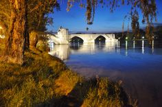 """Pont d'Avignon"" by TravelPod blogger barb3389 from the entry ""Walking tour of Avignon"" on Friday, April 11, 2014 in Avignon"