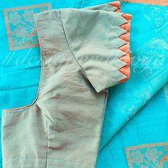 Blouse Designs High Neck, Cotton Saree Blouse Designs, Cutwork Blouse Designs, Patch Work Blouse Designs, Hand Work Blouse Design, Simple Blouse Designs, Stylish Blouse Design, Blouse Neck Patterns, Bollywood