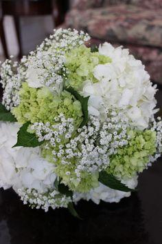 Bride Bouquet, Front View
