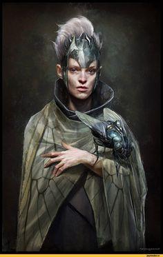 красивые картинки,Cedric Peyravernay,art,арт,муха