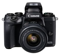 Nuovi obiettivi Canon EOS M 50mm e 35 mm