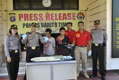 2 Orang Pemilik Senjata Api Rakitan Diamankan Jajaran Polres Barito Timur