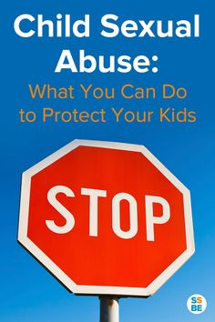Child sexual abuse is one of the worst crimes to commit on children. As parents, we can do plenty to protect our kids from danger and harm. Here's how.