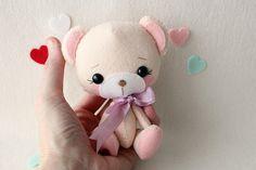 giveaway bear - girl