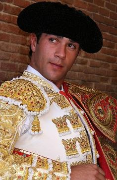 José Caraballo Spanish Bullfighter