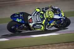 Valentino Rossi Photos: MotoGP Tests in Qatar -  Day One