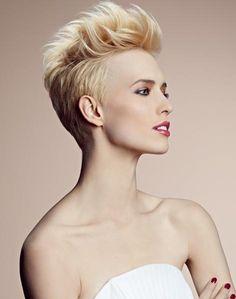 http://professional.estetica.it Hair: Marie Bidart for Camille Albane Paris  Colour: Marie Bidart  Photo: Nicolas Valois  Make up: Topolino