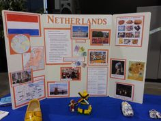 Geography Fair: Netherlands