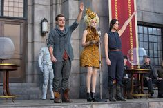 catching fire exclusive photos | The Hunger Games Catching Fire News – Interviews Photos and Quotes ...