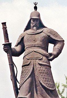 Badass of the Week: Yi Soon Shin (Yi Sun-Sin)