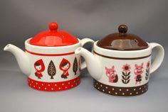 Otogicco Teapots