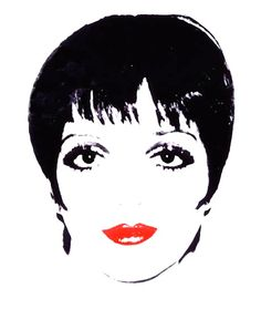 Modern decorative art black and white portrait paintings pop art portrait by Andy Warhol canvas print mural painting(China (Mainland)) Andy Warhol, Mass Culture, Pop Art Portraits, Portrait Paintings, Liza Minnelli, Arte Pop, Black And White Portraits, American Artists, Urban Art